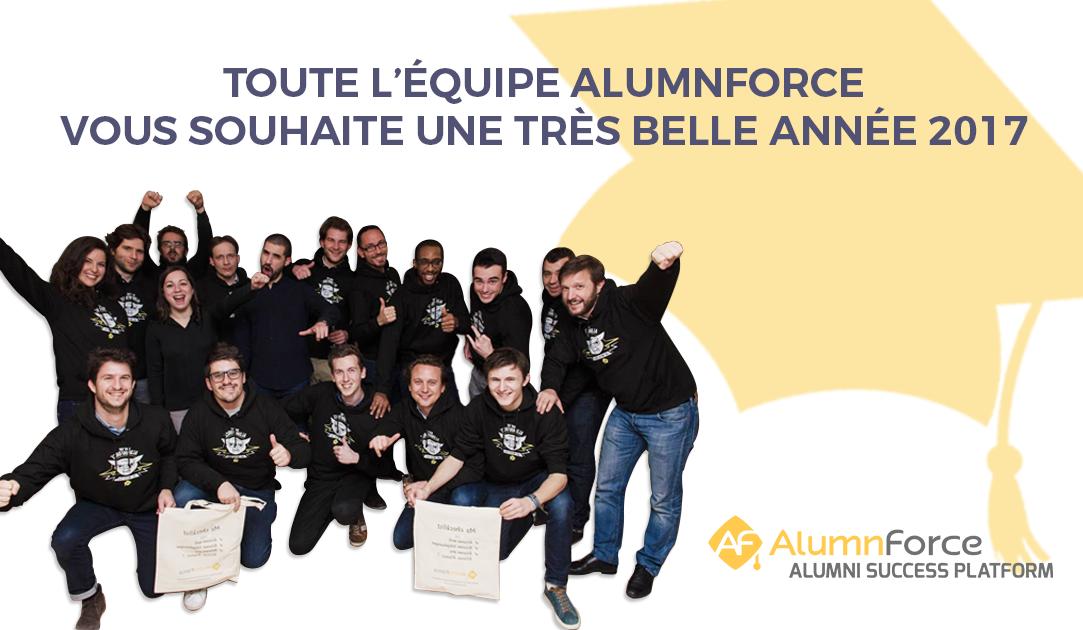 AlumnForce en 2016 : la réussite pour tous !