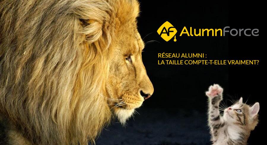 réseau alumni : la taille compte-t-elle vraiment ? L'importance de l'engagement des alumni