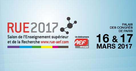 Venez découvrir la nouvelle offre AlumnForce aux RUE 2017 !