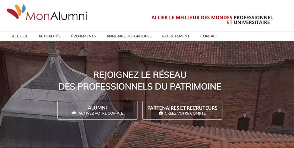 Juriscampus lance monalumni.fr, réseau professionnel privé développé par AlumnForce