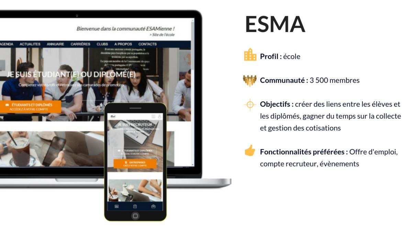 Communauté ESAM Alumni