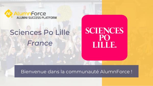 Alumni Sciences Po Lille : Le réseau de la communauté étudiante et alumni de Sciences Po Lille