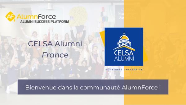 CELSA-Alumni, la communauté des étudiants, anciens et actuels, de CELSA Sorbonne Université