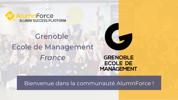 GEM Alumni, la communauté des diplômés de Grenoble Ecole de Management