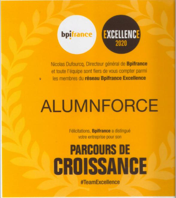 BPI Excellence 2020 AlumnForce