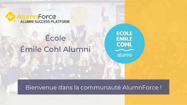 École Émile Cohl Alumni : la communauté des anciens étudiants de l'école Emile Cohl