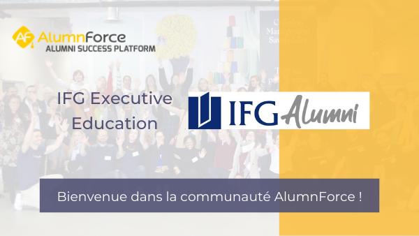 IFG Alumni : le réseau de la communauté étudiante et Alumni de l'IFG Executive Education