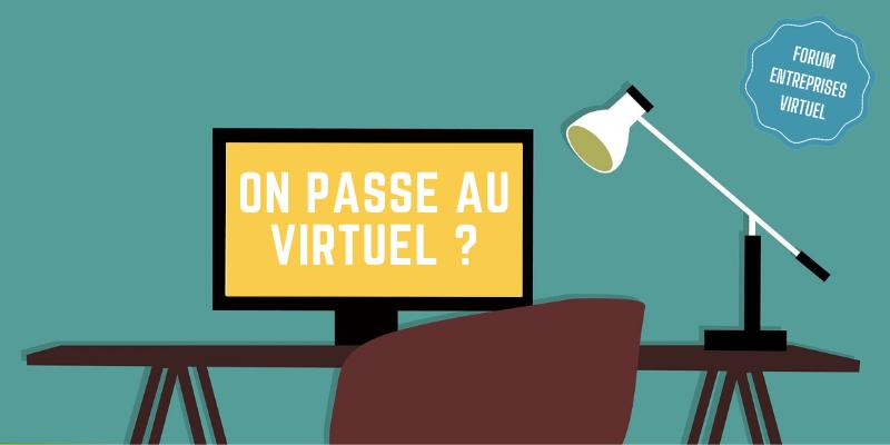 5 raisons de passer au Forum Entreprises Virtuel