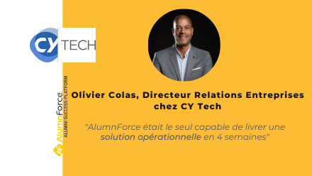 CY Tech lance son premier forum entreprises virtuel