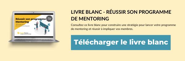 Livre blanc mentoring AlumnForce