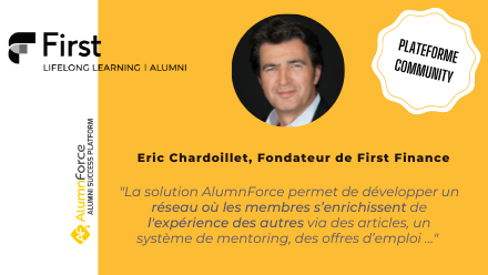 First Finance lance son premier réseau alumni